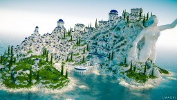 The Mountain and The Village Minecraft Map & Project