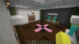 THE WORLD'S BEST FIND THE BUTTON MAP! (not really) PAT AND JEN! Minecraft Map & Project