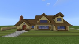 phineas and ferb house Minecraft Map & Project