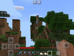Good Survival For MCPE Minecraft Map & Project