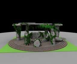 Ruins Minecraft Map & Project