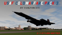 [Flan's] US Air Force Cold Warfare Pack 3 (1.7.10) Minecraft Mod