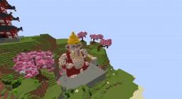 GANESHA Minecraft Map & Project