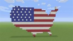 ALL OF USA!!! Minecraft Map & Project
