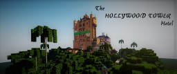 The HOLLYWOOD TOWER Hotel Minecraft Map & Project