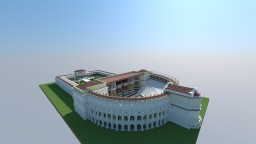 Roman Theater of Pompey Minecraft