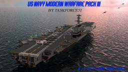 [Flan's] US Navy Modern Warfare Pack 3 (1.7.10) Minecraft Mod