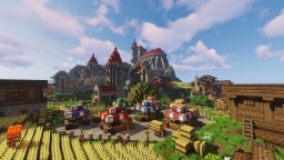 Mont Saint Ademar Minecraft Map & Project