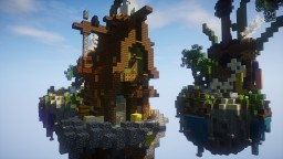Aloha - Map SkyWars (Download free) EggWars Minecraft Map & Project