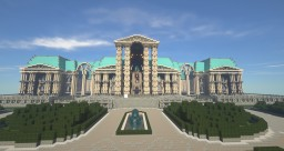 Italian style - Dutch Mansion [Update 1] Minecraft Map & Project