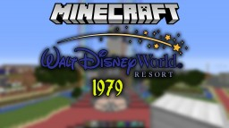 Walt Disney World - (1979) Minecraft
