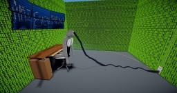 The Matrix Room Minecraft Map & Project