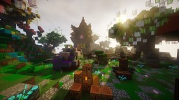 Spawn Skyblock Minecraft Map & Project