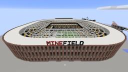 Minefield Stadium (Fictional) Minecraft