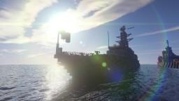 HMCS Iroquois Minecraft Map & Project