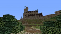 Medieval church + Download Minecraft Map & Project