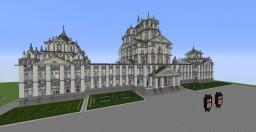 Capitale Impériale / Impérial Capital Minecraft Map & Project