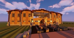 Vintage Parks - Custom Theme Parks and More! Minecraft Map & Project