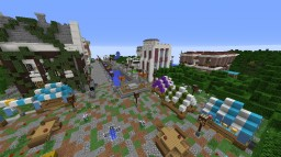Agragia Minecraft Map & Project