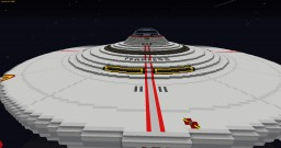 U.S.S. Fearless Post Nemesis Era - Refit Minecraft Map & Project