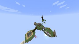 Survival Server Spawn - Sky Islands Minecraft Map & Project