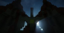 Second shematic of a phoenix statue Minecraft Map & Project