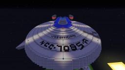 USS Officium Minecraft Map & Project