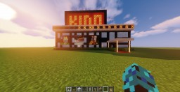 Cinemovie Minecraft Map & Project