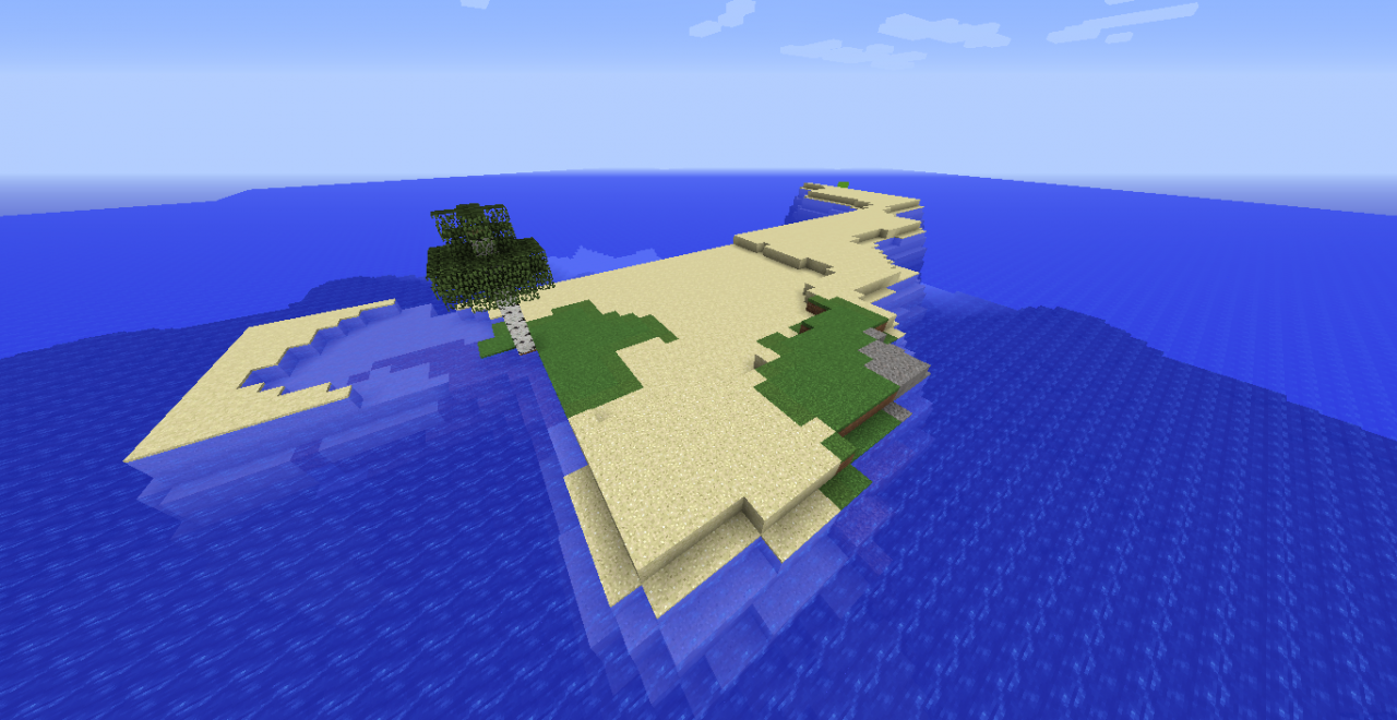 minecraft survival island download 1.12