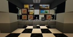 Fnaf All Place in One World Minecraft Map & Project