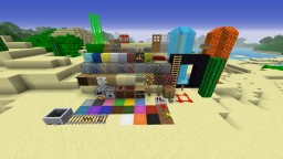 Xionrs texture pack 1.7-1.8.9 pre realese Minecraft Texture Pack