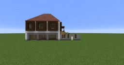 Old House Minecraft