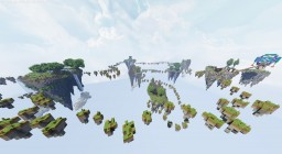 SpeedRider's floating islands Minecraft Map & Project