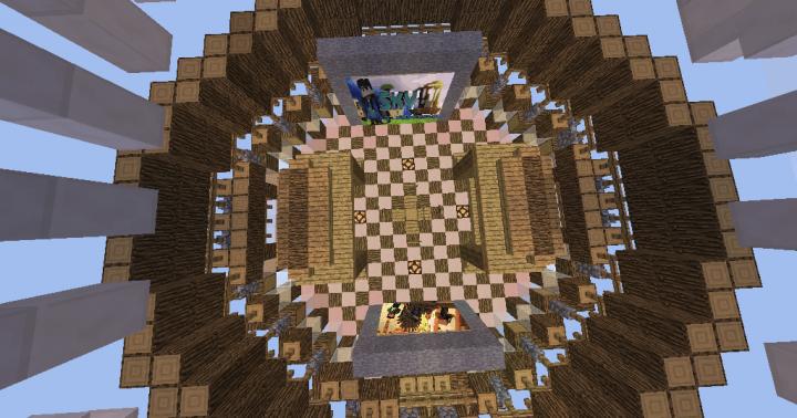 HUB-Skywars-Lobby   Hypixel :D Minecraft Project