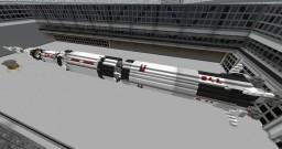 Saturn V [1.5:1] Minecraft