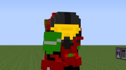 Halo Armor Pack (Armourer's Workshop) Minecraft Mod