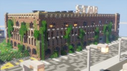 Star Industries Warehouse | Greenfield Minecraft Map & Project