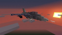 "JAS-39 ""Gripen"" Minecraft Map & Project"