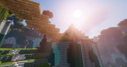 Maya Temple PVP Map Minecraft Map & Project