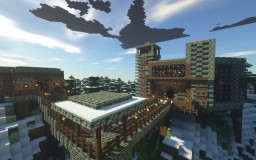 Hidden Mansion Minecraft Map & Project