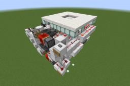 Mechanical Star Trek Transporter Device (Version 2.0) Minecraft