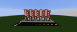 Modern Row Apartment 1 + Schematic Download Minecraft Map & Project