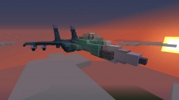 "Su-27 ""Flanker"" Minecraft Map & Project"