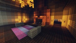 Recreation of Pat and Jen | Popularmmos GamingWithJen House Minecraft Map & Project