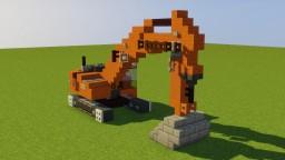 Excavator Minecraft