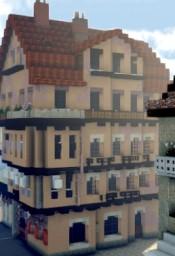 Druselplatz 6, Kassel, Germany Minecraft Map & Project