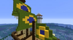 Brazilian Ship! Navio Brasileiro! Minecraft Map & Project
