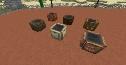 Wooden bins [1.13+] Minecraft Map & Project