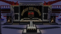 AC/DC live at River Plate Minecraft Map & Project