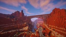 Eine Unheimliche Brücke Minecraft